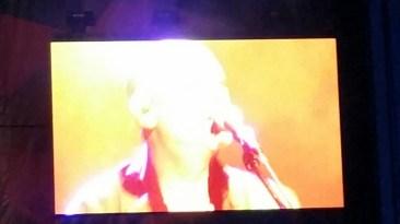 Jimmy Stafford on big screen
