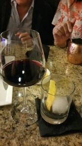Yes, I paired wine with a cocktail...and I'd do it again.