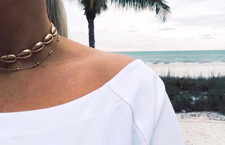 Spring Trend: Shell Accessories