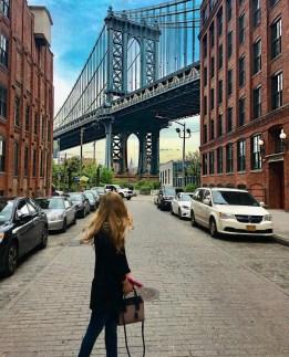 DUMBO, Brooklyn, NYC.