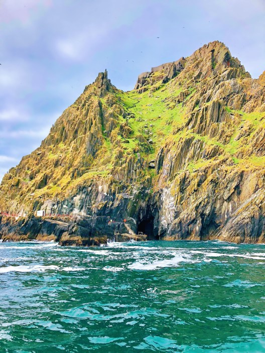Skellig-Michael Islands