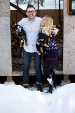 My older sister Danielle with her Husband Jonny