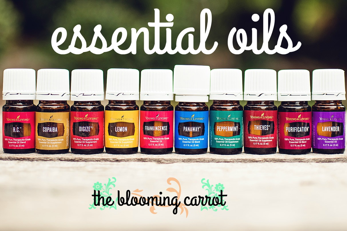 Learn More About Essential Oils | The Blooming Carrot