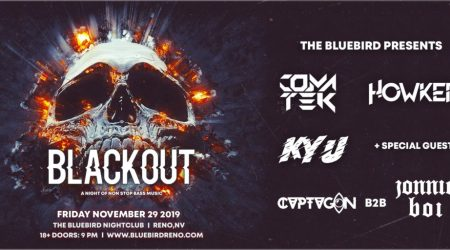 Blackout - Black Friday Bass