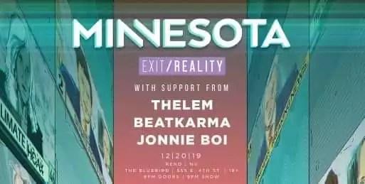 Minnesota Tour at The Bluebird