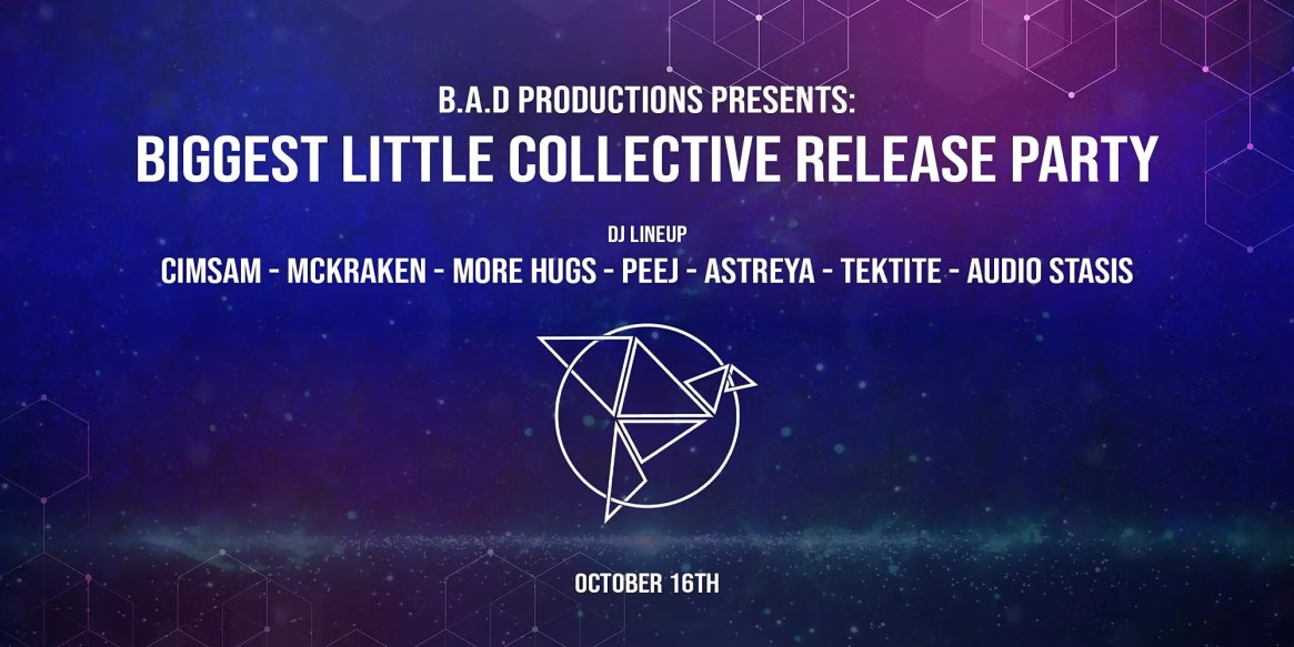 B.A.D Productions Presents Biggest Little Collective Album Release Party
