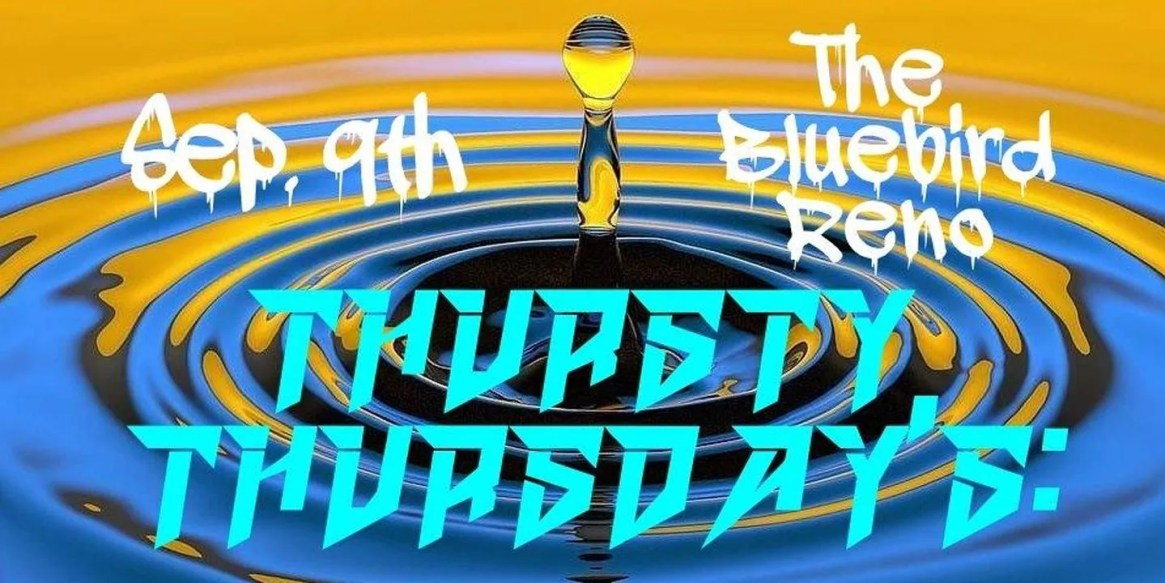 Thirsty Thursday Ft Willow Dubworks Midnight Magic Hosted by Cosmic Drop