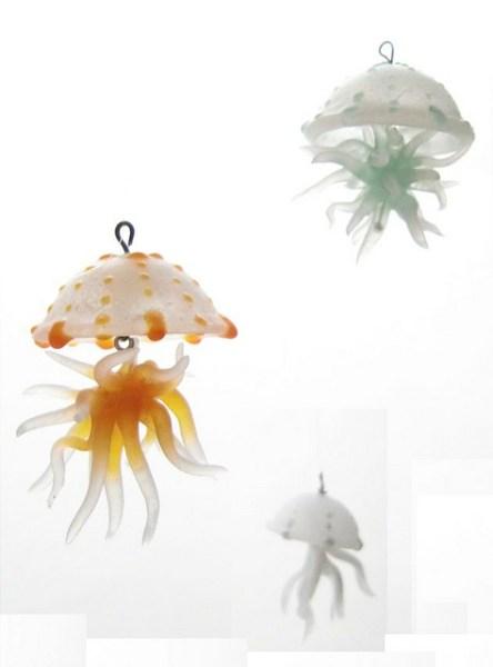 Three Little Jellyfish by Primatoide