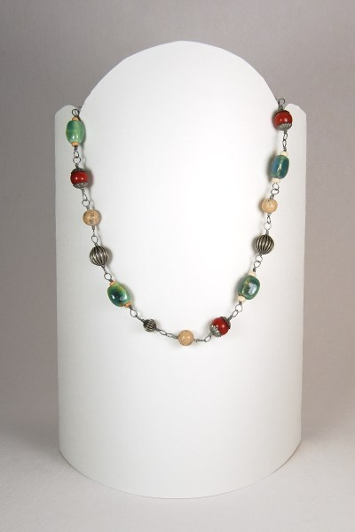 Front of the Do-Over challenge necklace.