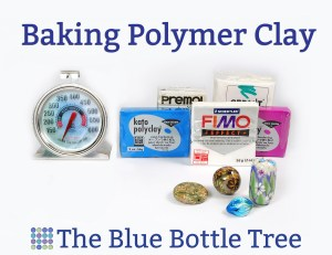 Get started with polymer clay and learn that proper baking is one of the most important things you can do.