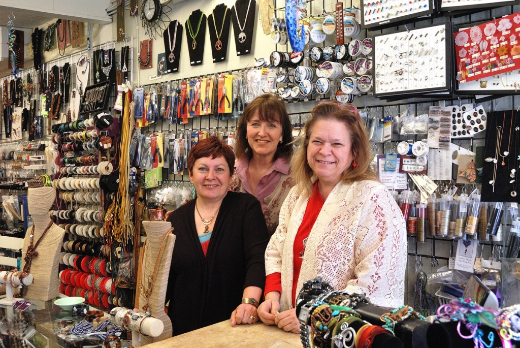 Meet the staff of Plum Bazaar, a bead shop in Branson, Missouri.