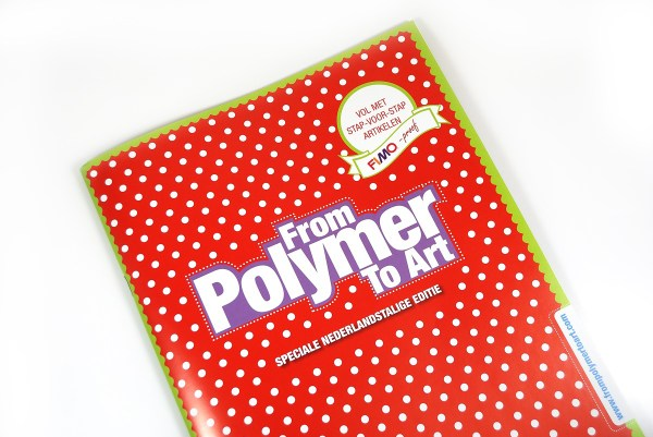 From Polymer to Art is a Dutch polymer clay magazine.