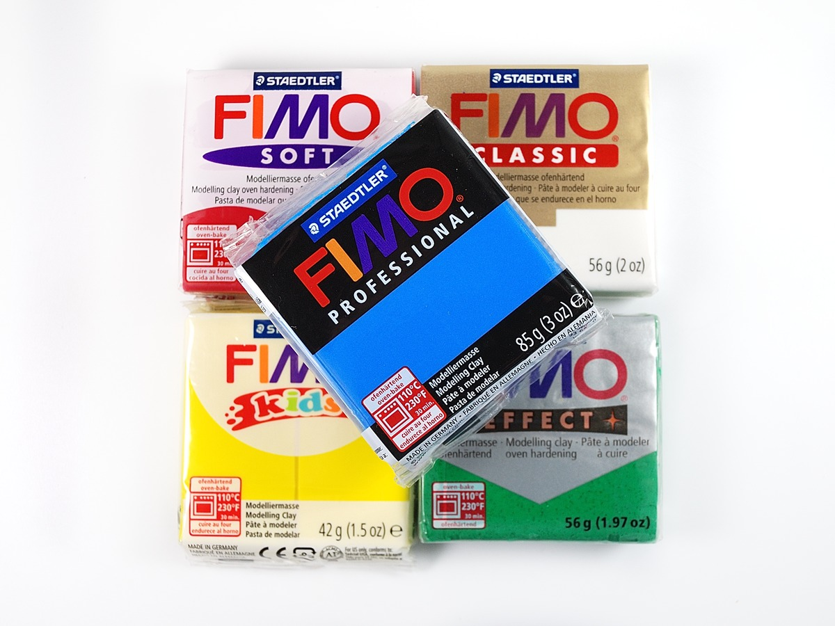 FIMO Clay Machine For Air Dried /& Oven Baked Sculpey Premo Polymer Clay