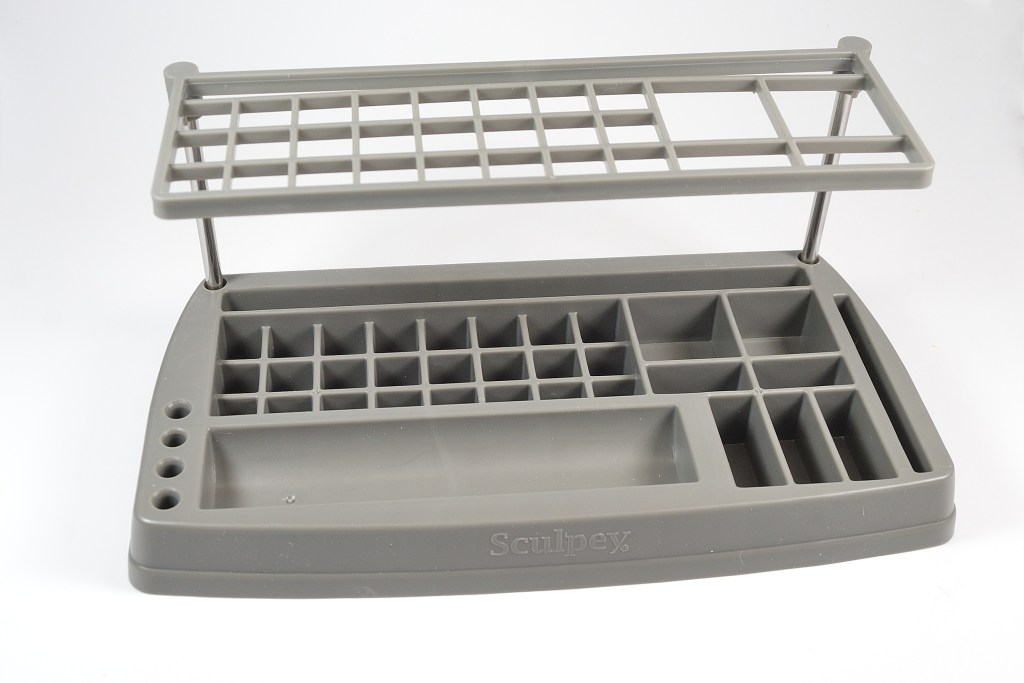Get the Sculpey Tool Organizer Review here. Is it worth it for polymer clay tools?