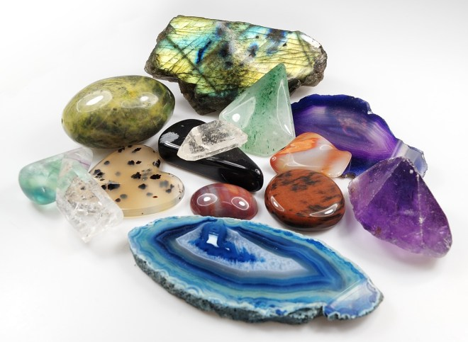 Can stones be baked in polymer clay? Yes, just make sure they are well secured by building them into your design.