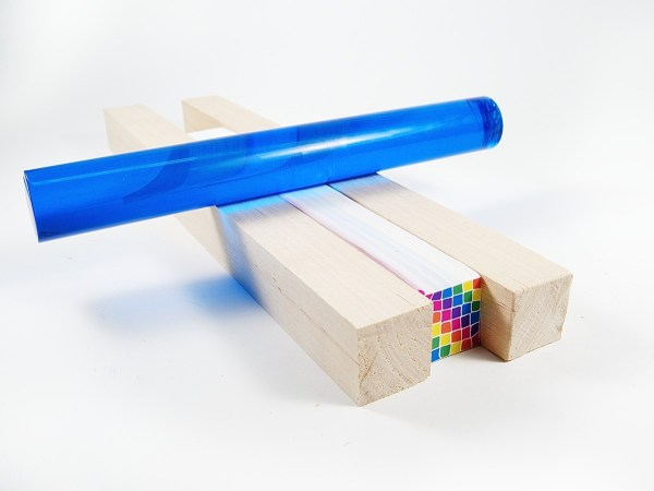 Learn about reducing square canes by using square wooden dowels and an acrylic roller.