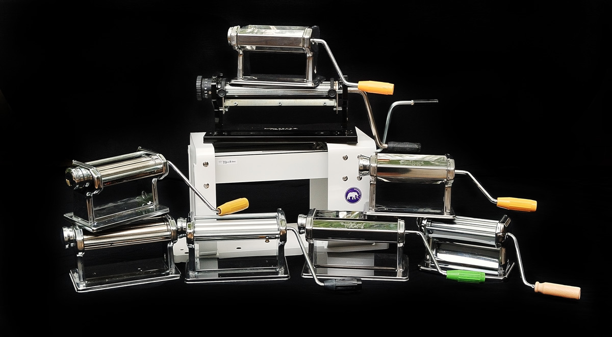 What's the Best Pasta Machine for Polymer Clay? - The Blue ...