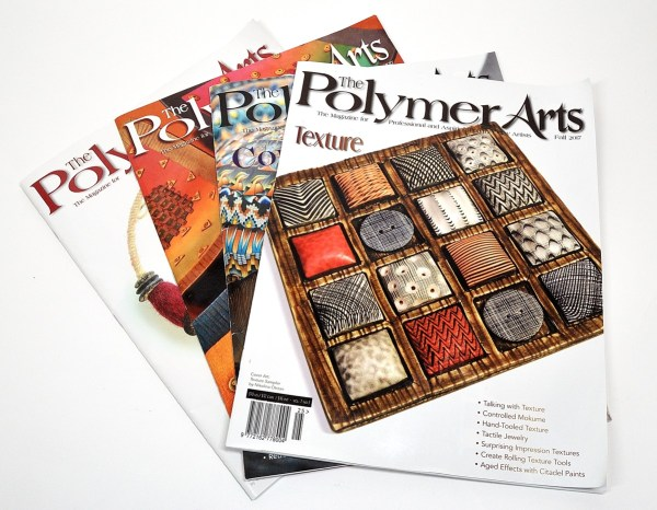 The Polymer Arts is the best-known and most popular of the polymer clay magazines published today.