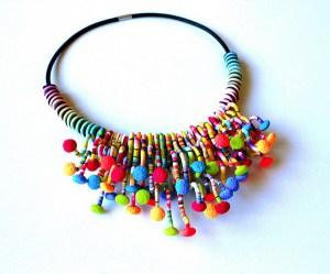 Necklace by Silvia Ortiz de La Torre