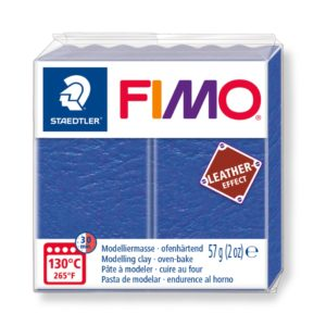 Fimo Leather polymer clay package