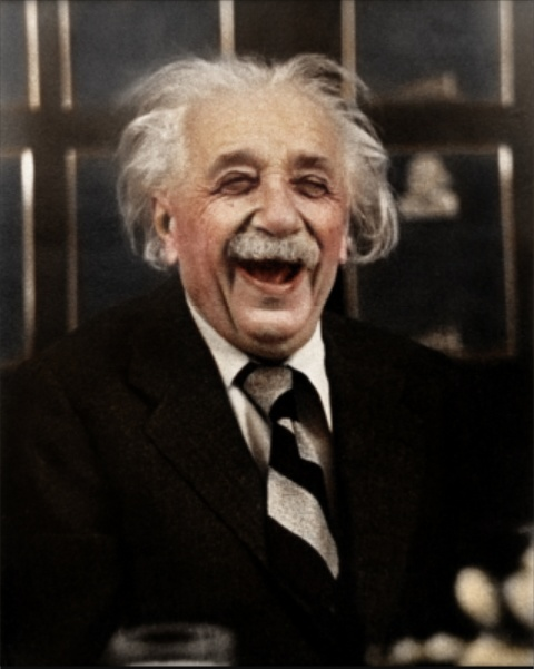 The Man Behind The Name;Albert Einstein