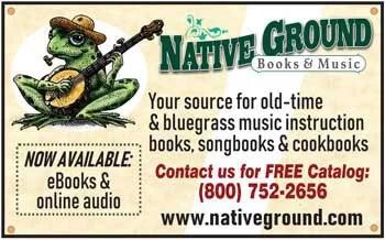 Native Ground Books and Music