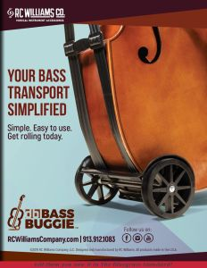 bag buggie bluegrass standard
