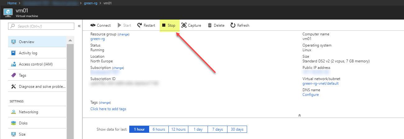 Create Azure Virtual Machine Scale Set (VMSS) with OS