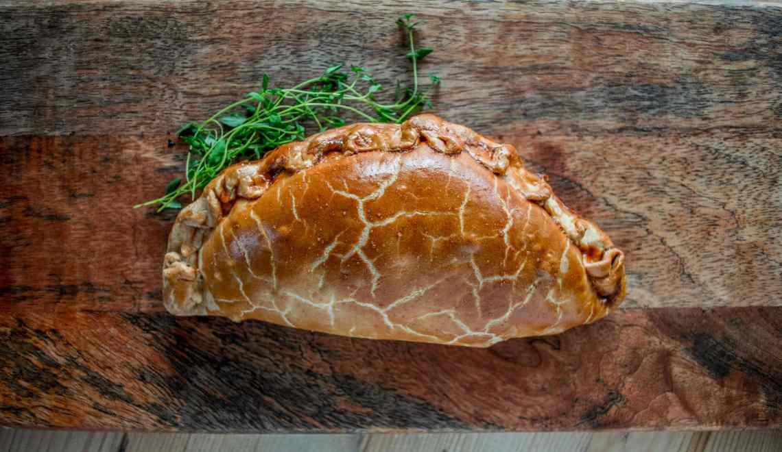 Nearly Cornish Pasties