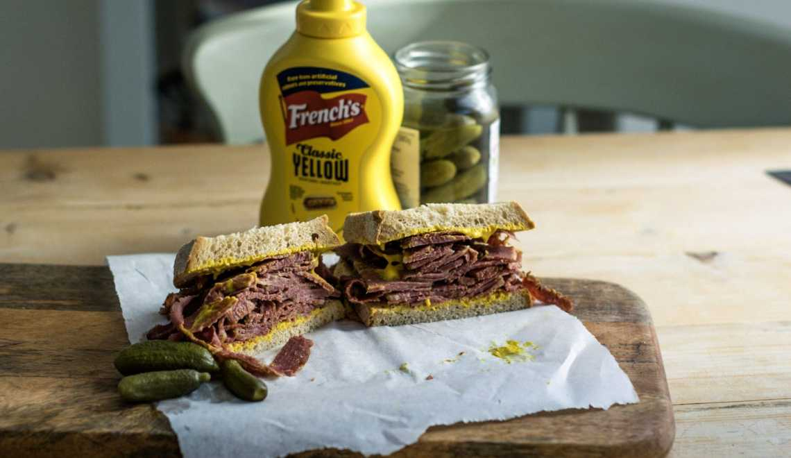 The Ultimate Sandwich: Montreal Smoked Meat