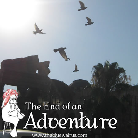 The End of an Adventure