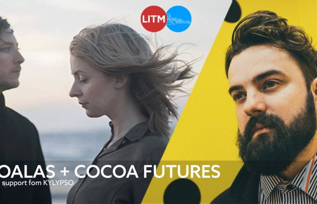 Walrus live with Cocoa Futures, Koalas, and Kylypso