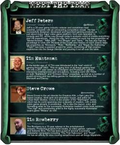 Fright Meet the Development Team