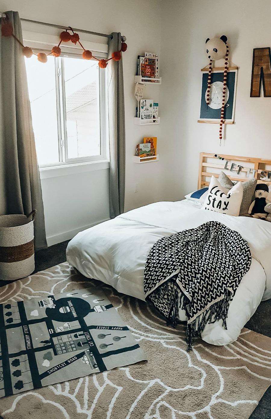 cute christmas y toddler boy s room