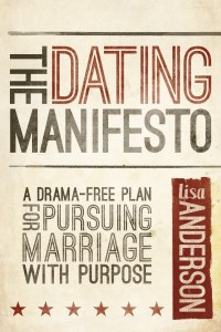 The Dating Manifesto cover