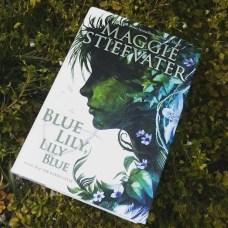 Blue lilylily blue