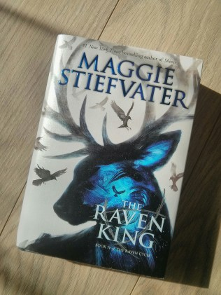 the raven king sun