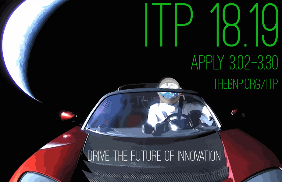 ITP Starman - Apply