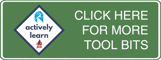 Actively Learn more tools