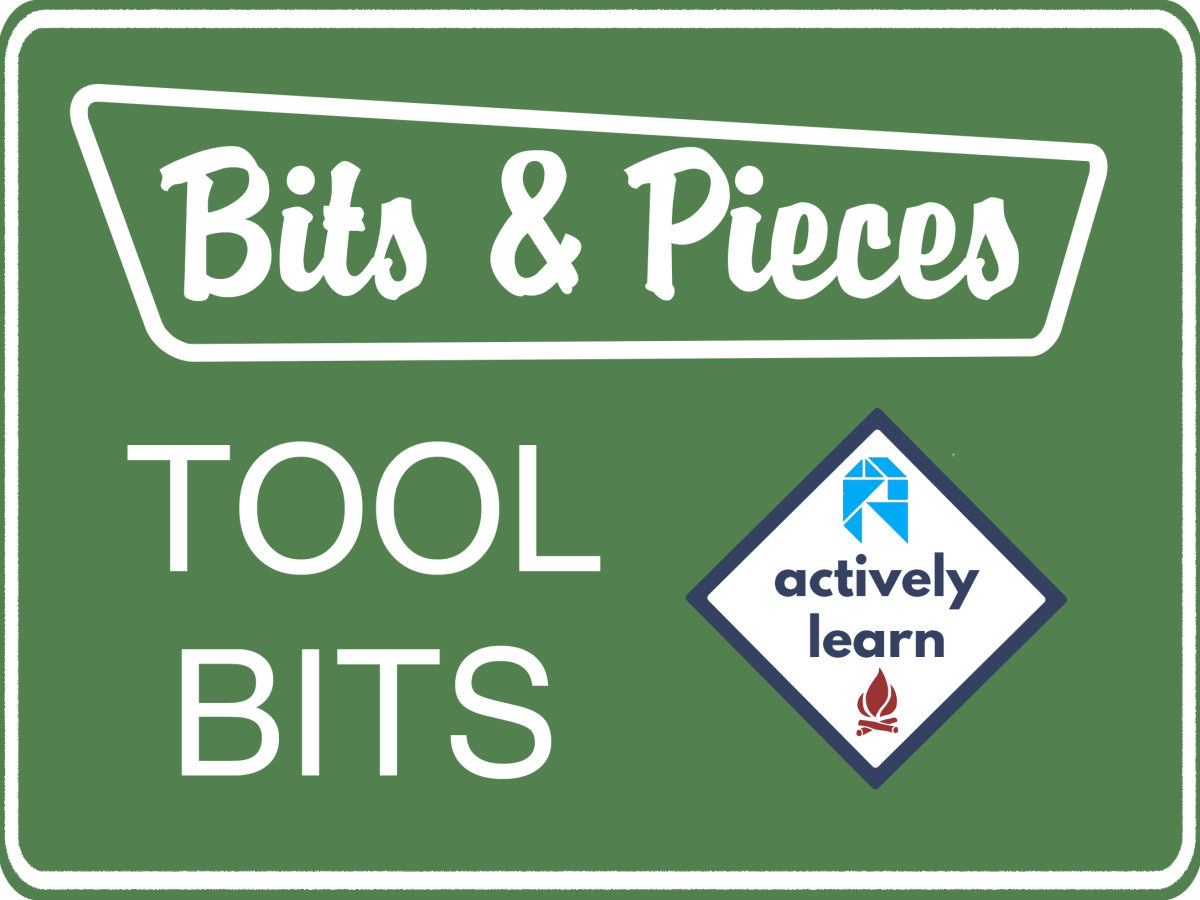 Actively Learn tool bit logo