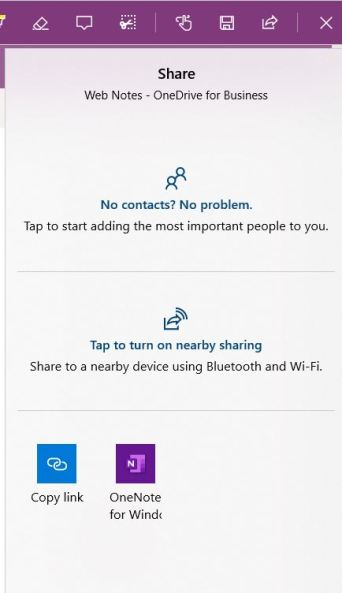 share in edge