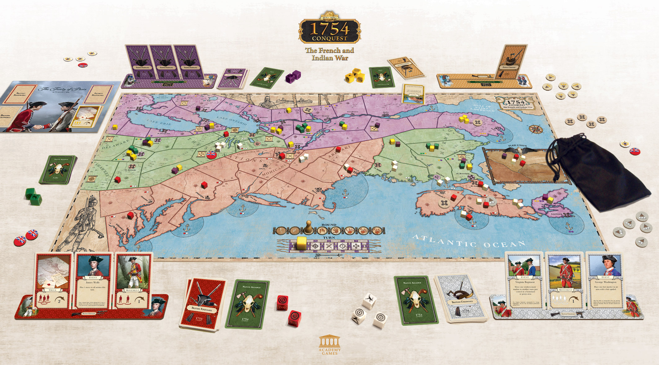 The Board Game Show Reviews Conquest