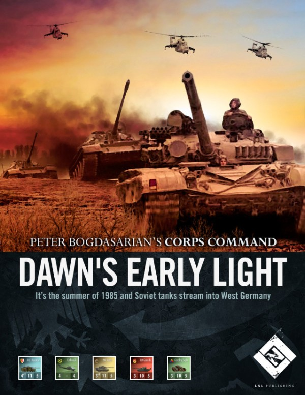 The Boardgaming Way Dawn's Early Light - A Boardgaming Way ...