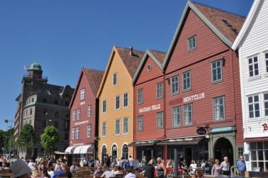 Bergen - the Bryggen