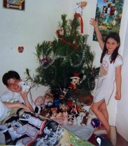 My own Christmas tree