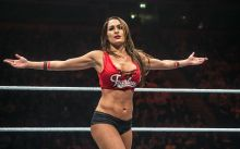 Nikki Bella (Diva of the Year & Most Improved, 2015)
