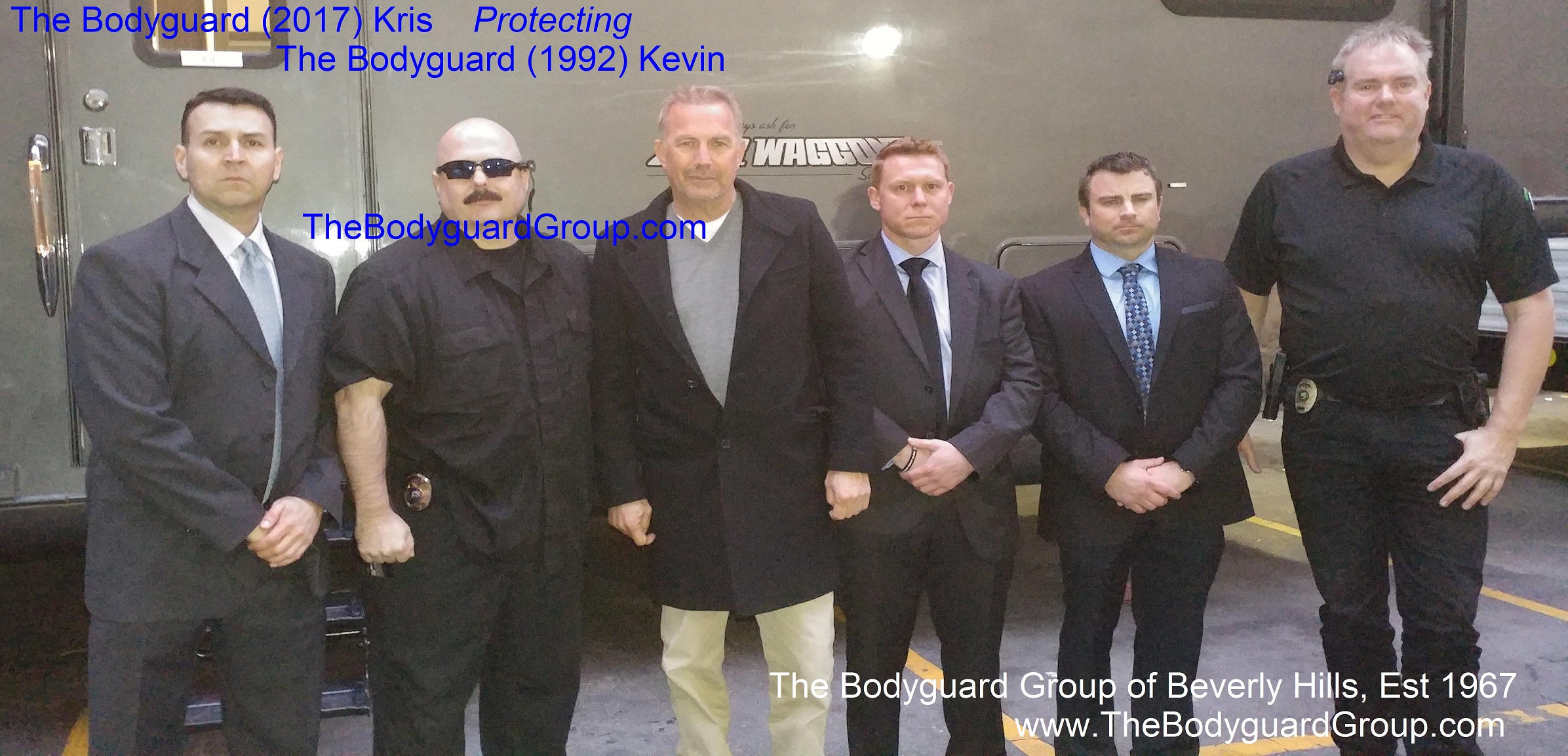 Bodyguard Services Beverly Hills