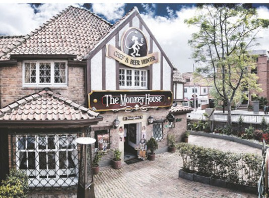Monkey House Bogotá