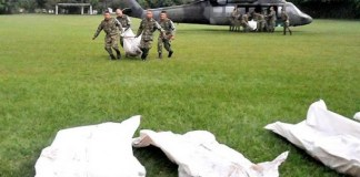 Colombian Military bombings, FARC attacks