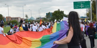 Colombian Same Sex Marriage